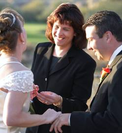 what to say when performing a wedding